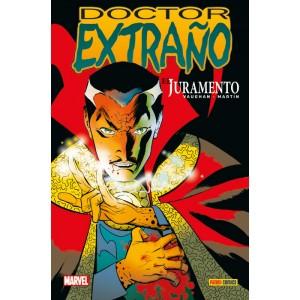 100% Marvel HC. Doctor Extraño: El Juramento
