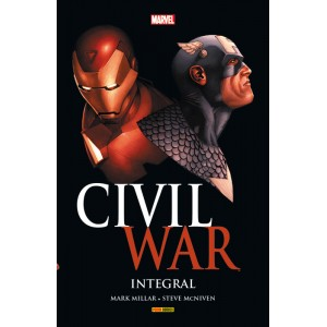 Marvel Integral. Civil War (Marvel Integral)