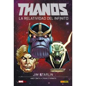 OGN. Thanos: La Relatividad del Infinito
