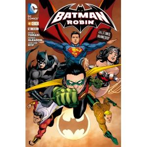 Batman y Robin nº 12