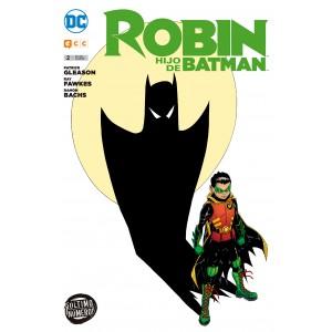 Robin, Hijo de Batman nº 02