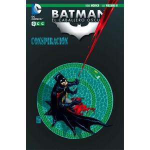 Batman el Caballero Oscuro - Conspiración