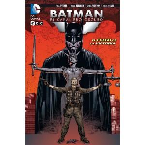Batman el Caballero Oscuro - El fuego de la victoria