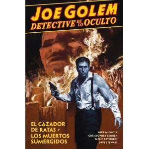 Joe Golem Detective de lo Oculto nº 01