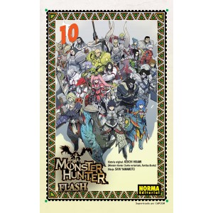 Monster Hunter Flash! nº 10