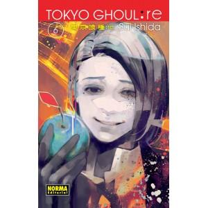 Tokyo Ghoul Re nº 06
