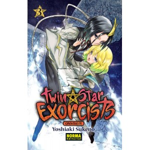Twin Star Exorcists: Onmyouji nº 03
