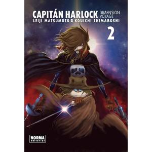 Capitán Harlock. Dimension Voyage nº 02