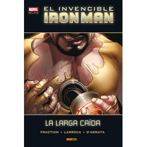 Marvel Deluxe. El Invencible Iron Man 7 La Larga Caida