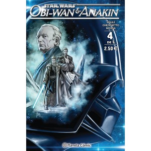 Star Wars Obi-Wan and Anakin nº 04