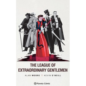 The League of Extraordinary Gentlemen nº 03 (edición Trazado)