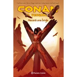 Conan el Vengador nº 04