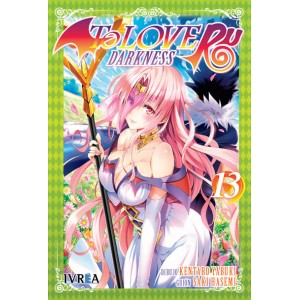 To Love Ru Darkness nº 13