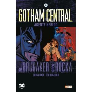 Gotham Central nº 06: Agente herido