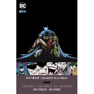 Grandes Autores de Batman: Jim Starlin/Jim Aparo- Una muerte en la familia