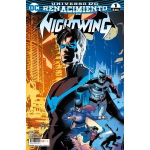 Nightwing nº 01 (Renacimiento)