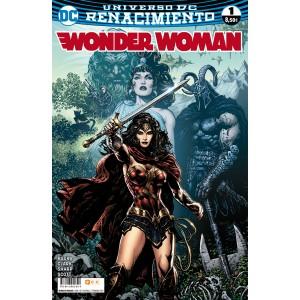 Wonder Woman nº 01 (Renacimiento)