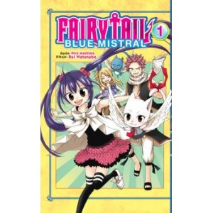 Fairy Tail Blue Mistral nº 1