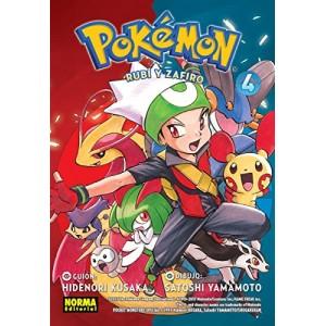Pokemon nº 12. Rubí Y Zafiro nº 04