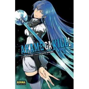 Akame Ga Kill! nº 09