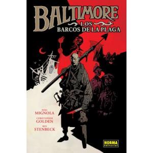 Baltimore nº 01. Los barcos de la plaga