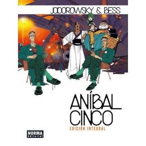 Aníbal Cinco. Edición integral