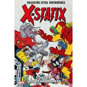 Colección Extra Superhéroes 66. X-Statix 3 - Contra los Vengadores