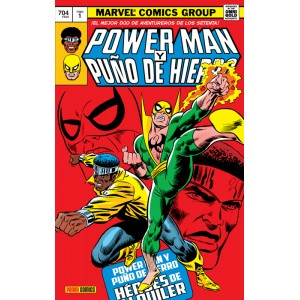 Power Man y Puño de Hierro nº 01 (Marvel Gold)