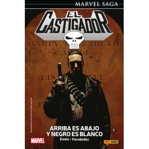Marvel Saga 30. El Castigador 5