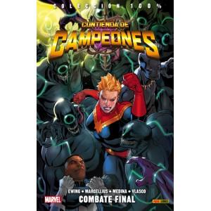 100% Marvel. Contienda de Campeones nº 02 - Combate final