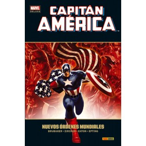 Marvel Deluxe. Capitán América 15. Nuevos órdenes mundiales
