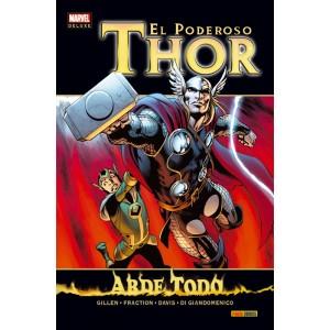 Marvel Deluxe. Thor 8 - Arde todo