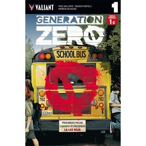 Generation Zero nº 01