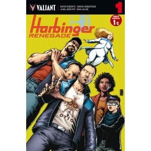 Harbinger Renegade nº 01
