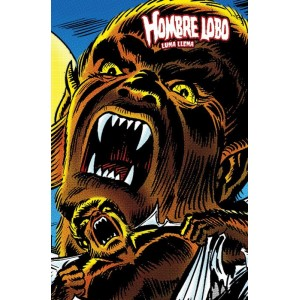 Marvel Limited Edition - Hombre Lobo Luna Llena