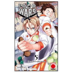 Food Wars nº 05
