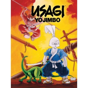 Usagi Yojimbo Fantagraphics Collection nº 02