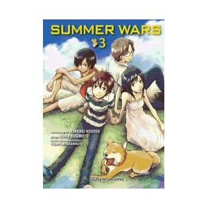 Summer Wars nº 03