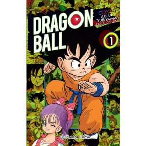 Dragon Ball Color Origen y Red Ribbon nº 01