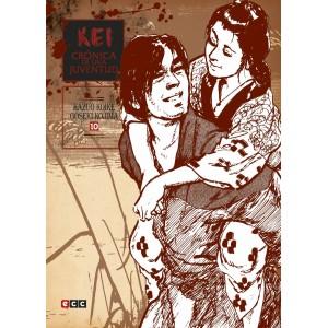 Kei, crónica de una juventud nº 10