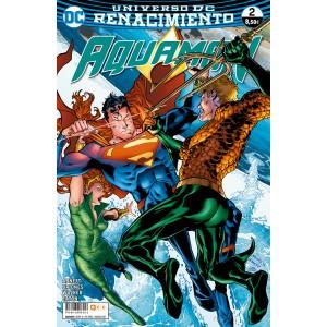 Aquaman nº 15. 02 (Renacimiento)