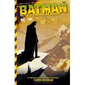Batman: Ruta a Tierra de Nadie nº 01