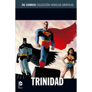 Colección Novelas Gráficas núm. 25: Trinidad