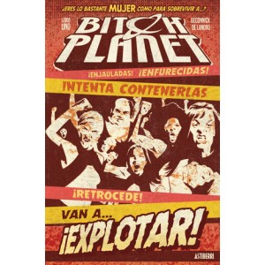 Bitch Planet LIBRO 1