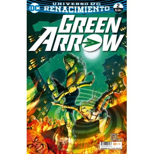 Green Arrow vol. 2, nº 02 (Renacimiento)