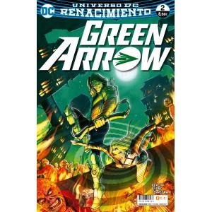 Green Arrow vol. 2, nº 02 (Renacimiento)