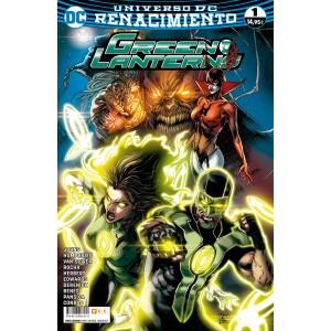 Green Lanterns nº 01 (Renacimiento)