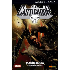 Marvel Saga 26. El Castigador 4 Madre Rusia