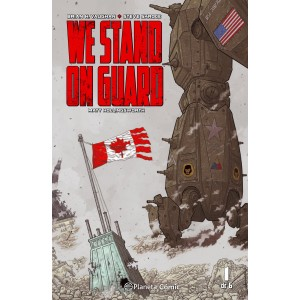 We Stand on Guard nº 01
