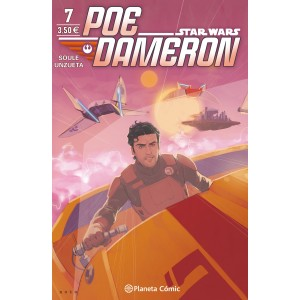 Star Wars Poe Dameron nº 07